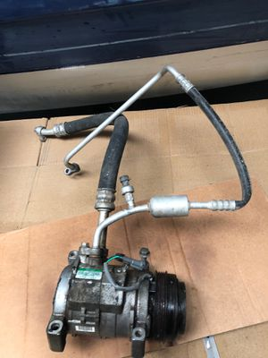 Chevy Silverado ac compressor fits many years check part number for Sale in Austin, TX