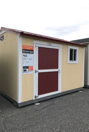 NEED A SHED? TuffShed can do it! Delivery & installation one day for Sale in Waldorf, MD
