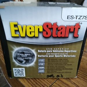Small Battery never used for Sale in Faribault, MN