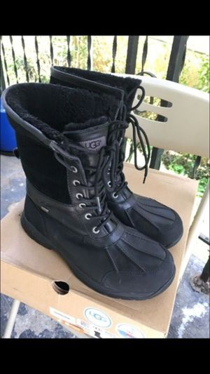 Men's UGG winter boots - Size 10 for Sale in Rockville, MD