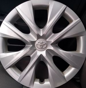 """Toyota Corolla Factory 16""""Hubcaps for Sale in Portland, OR"""