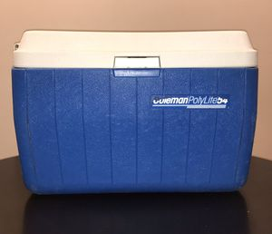 Coleman PolyLite 54 Quart Cooler for Sale in Lockport, IL