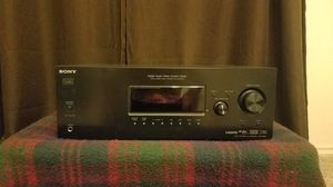 Sony stereo receiver for Sale in Round Rock, TX