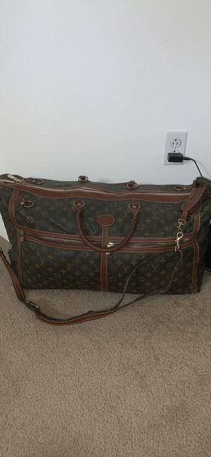 Vintage Louis Vuitton duffel bag for Sale in Desert Hot Springs, CA