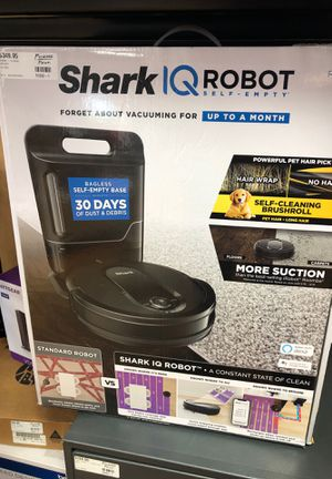 Shark IQ ROBOT R105AE for Sale in Raleigh, NC