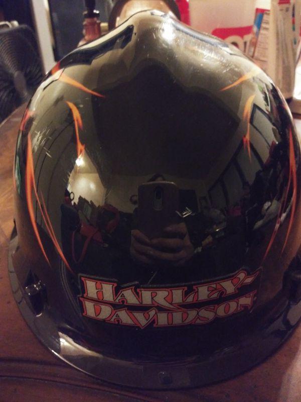 Harley Davidson safety hard hat