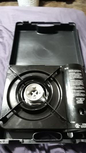 Stovemate portable gas stove for camping for Sale in Nuangola, PA