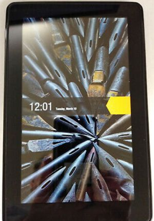 Kindle fire tablet for Sale in Severn, MD