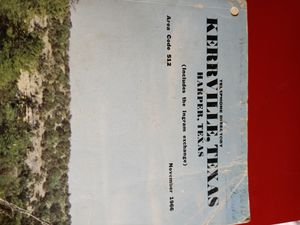 Antique phone book for Sale in Mesa, AZ