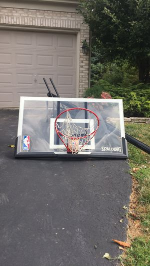 Basketball hoop system for Sale in Hilliard, OH