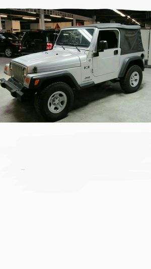 2006 JEEP WRANGLER X for Sale in Cleveland, OH