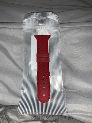 38mm Apple Watch Band Red for Sale in New Port Richey, FL