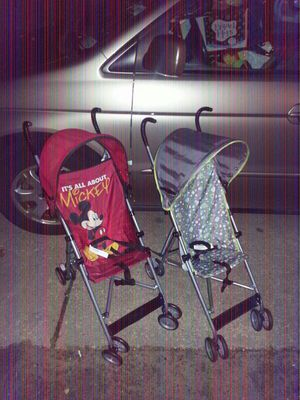 Baby strollers like new only 15EACH for Sale in Glen Burnie, MD