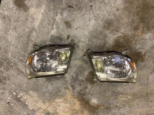 2008 Toyota Tacoma Headlights & tailights for Sale in Bonney Lake, WA