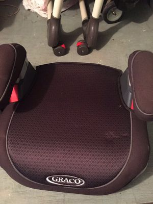 Graco booster car seat for Sale in Jersey City, NJ