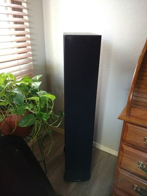 POLK AUDIO MINITOR 70 SERIES II TOWER FLOOR STANDING SPEAKER for Sale in Surprise, AZ