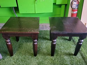 """End Tables 24""""W 24""""D 24""""H for Sale in Queens, NY"""