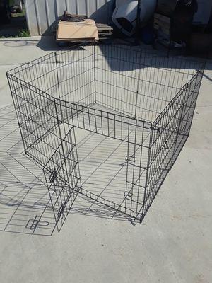 Dog playpen fence w/door for Sale in Los Angeles, CA