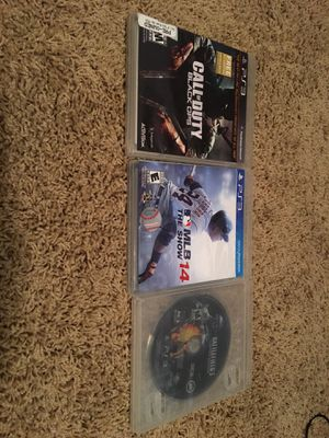 PS3 games for Sale in Wetumpka, AL