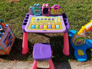 VTech Interactive Desk for Sale in Spring, TX