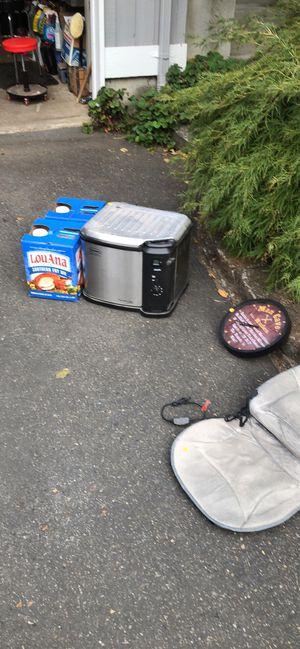 Butterball Electric Turkey Fryer for Sale in Auburn, WA
