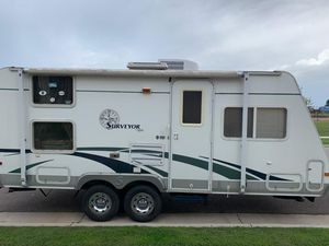 04 forest River bumper pull camper 4800lbs loaded for Sale in Denver, CO
