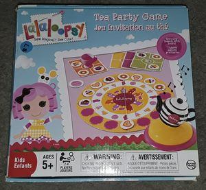 New in box Lalaloopsy Tea Party game for Sale in Spring Hill, FL