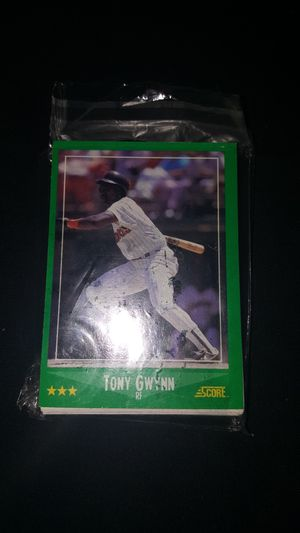 pack of baseball cards $5 for Sale in Tacoma, WA