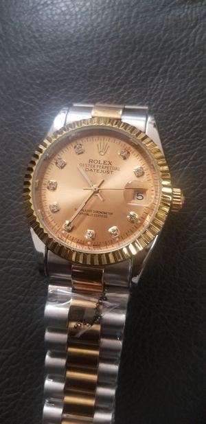 Rolex watch oyster perpetual datejust for Sale in Boynton Beach, FL