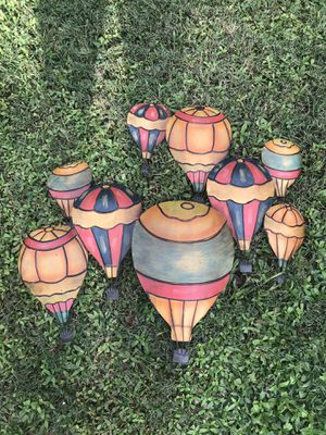 Hit air balloon wall art for Sale in Easley, SC