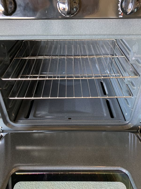 General Electric Appliances (stove, dishwasher, microwave)