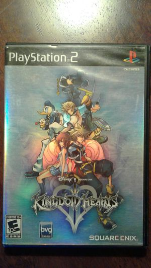 Kingdom Hearts PS2 Great condition for Sale in Auburn, CA