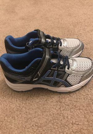 Brand new blue and white shoes for Sale in San Ramon, CA