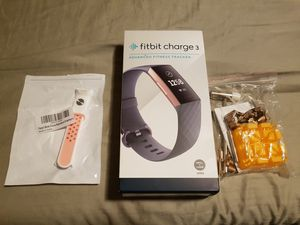 Fitbit charge 3 for Sale in St. Louis, MO