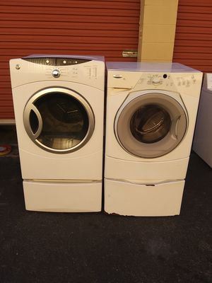 Washer and dryer for Sale in Chesapeake, VA