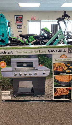 New in box BBQ grill for Sale in Lakeland, FL