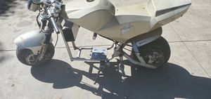 Pocket bike frame for Sale in Modesto, CA