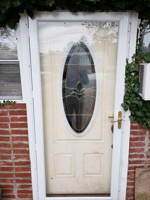 Storm Door Set #1 for Sale in Baltimore, MD
