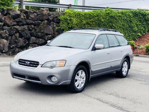 2005 Subaru Outback AWD fully loaded !!! for Sale in Tacoma, WA