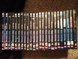 Doctor Who DVD serials. 24 total. for Sale in Rock Island, IL