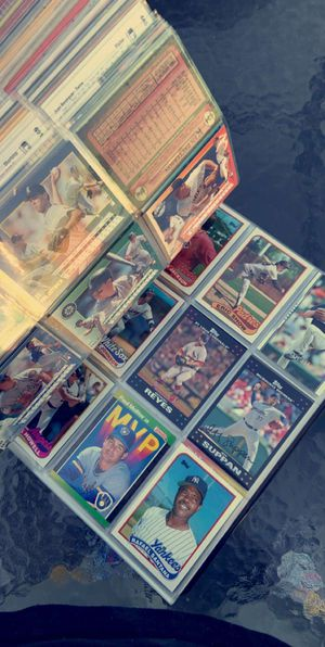 Baseball/Football Cards for Sale in North Las Vegas, NV