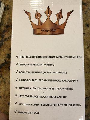 Fountain pen set for Sale in Mesa, AZ