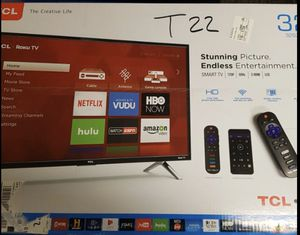 TCL roku Smart tv for Sale in Columbia, SC