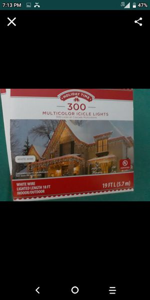 Christmas lights for Sale in Loma Linda, CA