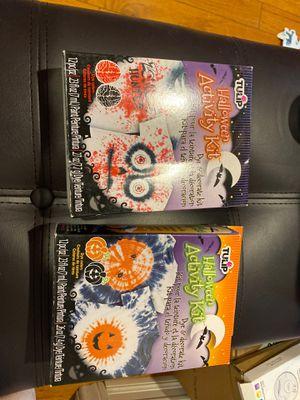 Tie dye kits. 2 sets. for Sale in Yorba Linda, CA