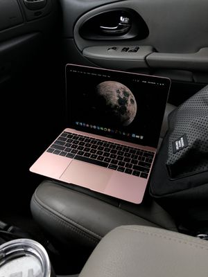 Pink MacBook (2017 new version) for Sale in Tampa, FL