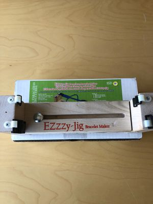 Ezzzy-Jig bracelet maker & extra accessories for Sale in Chino, CA
