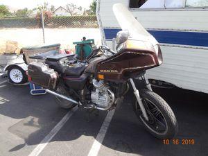 Honda sivler wing 1982 for Sale in Riverside, CA