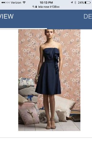 "Lela Rose ""midnight"" bridesmaid dress for Sale in Austin, TX"