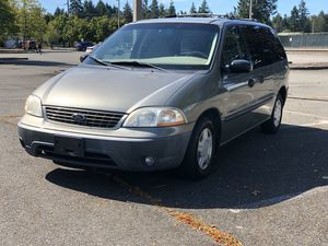 2001 Ford Windstar for Sale in Lakewood, WA